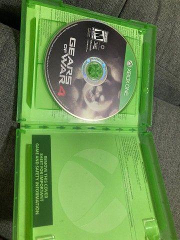 Jogo gears of War 4 Xbox funcionando  - Foto 2
