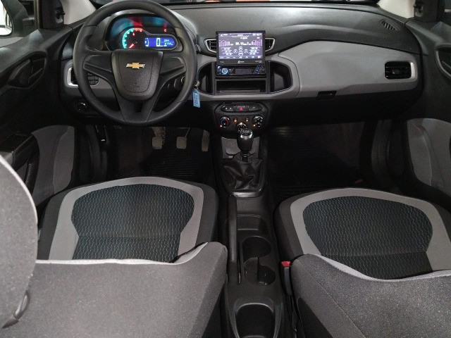 Chevrolet Onix Hatch 1.0 LT 2015 - Foto 9