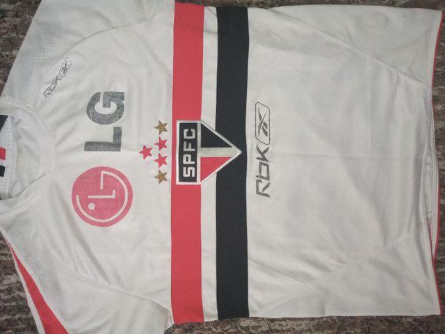 Camisa São Paulo 2007 original. - Foto 3