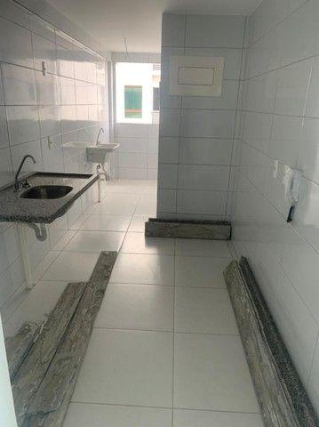 EA- Lindo apartamento de 3 quartos no Barro - José Rufino - Edf. Alameda Park - Foto 8