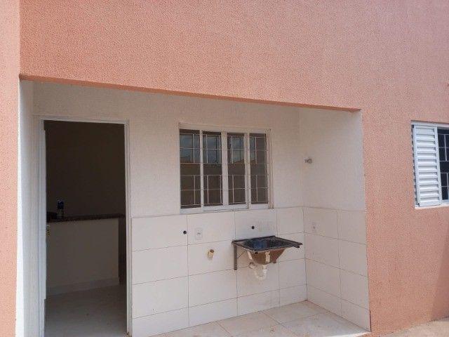 Imperdível! Casas novas em laje e porcelanato  à venda  no Chapéu do Sol - 220 mil reais - Foto 14