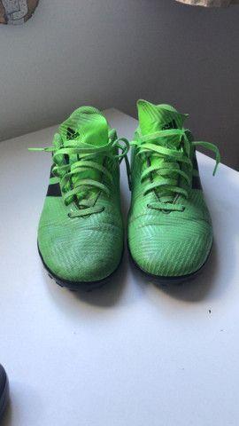 Chuteira Societ Adidas  - Foto 2