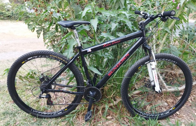 Bicicleta aro 29 Shimano Altus - Foto 3