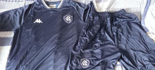 Camisa oficial do remo tamanho G kappa - Foto 3