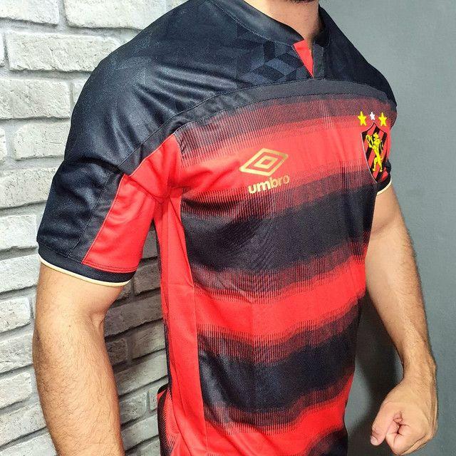 Camisa Sport Recife 20/21  - Foto 2