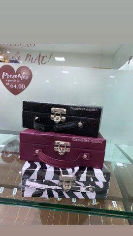 Maleta porta jóias da Rommanel novas!! - Foto 2
