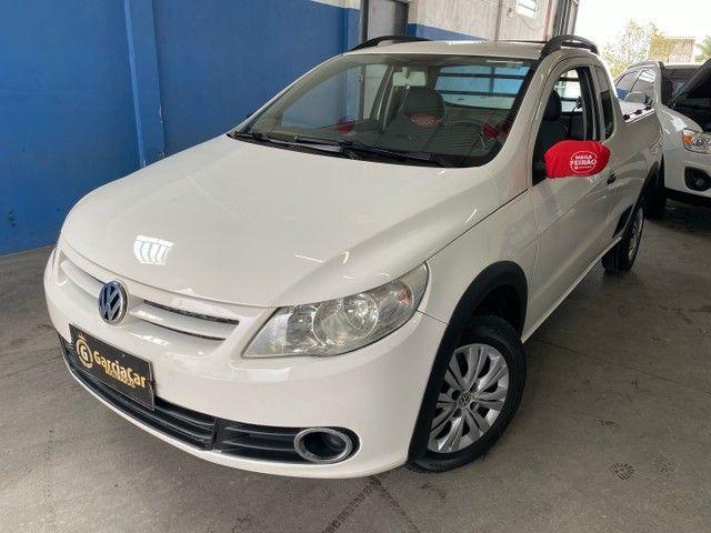 VW Saveiro 1.6 CAB ESTENDIDA 2012 completo  placa i