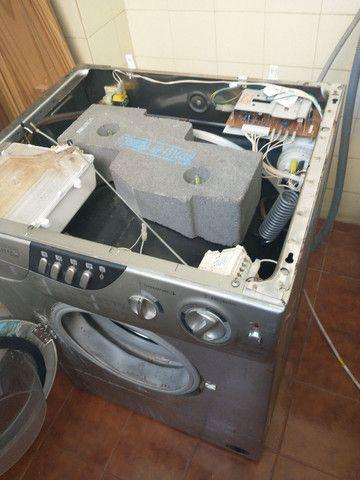 Peças para máquina de lavar roupa GE