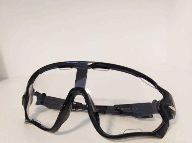 Oculos de ciclismo  - Foto 2