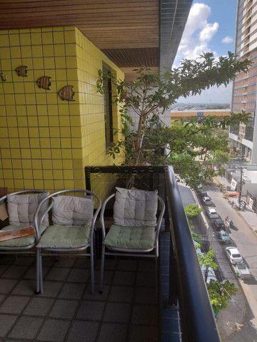 Hh331 apto Turmalina, 3 quartos , 170M, ampla varanda e 2 vagas garagem - Foto 7