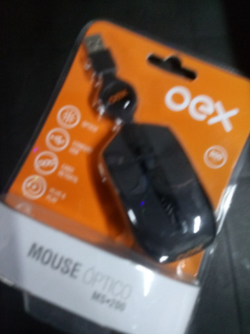Mouse Retrátil - Foto 3