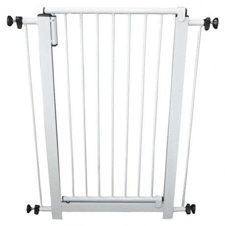 Grade de proteção com portão