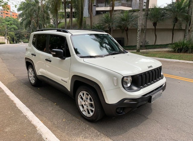 Jeep Renegade 1.8 16v Flex Sport Automático 2019 - Foto 3