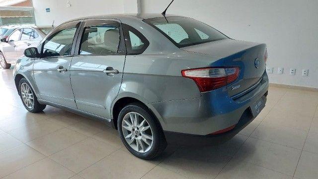 Fiat Grand Siena 1.4 | Attractive | Flex | Valor R$ 36.500,00 - Foto 15