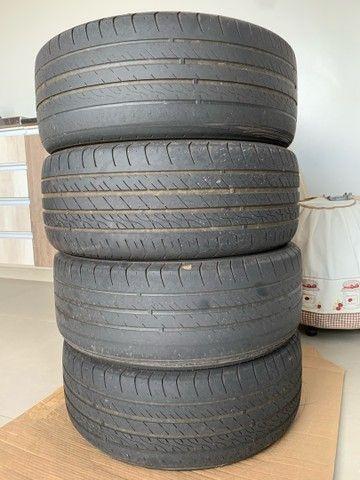 Rodas 18 com pneus - Foto 3