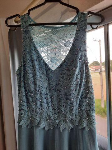 Vestido Madrinha Azul Serenity  - Foto 2