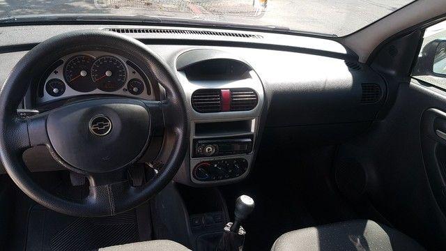 Corsa Sedan Premium (Corsão) 1.4 com GNV  - Foto 11