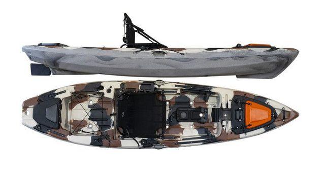 Caiaque Mako Pro - Hidro 2 Eko - Parcelamos em até 18 vezes - Foto 2