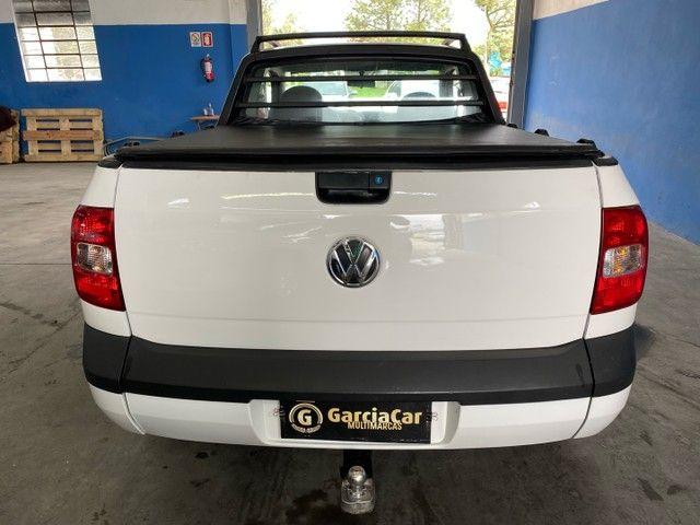VW Saveiro 1.6 CAB ESTENDIDA 2012 completo  placa i  - Foto 11