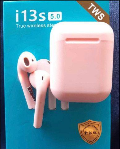 Fone De Ouvido I13 Tws Bluetooth Sem Fio Bluetooth 5.0 - Foto 2