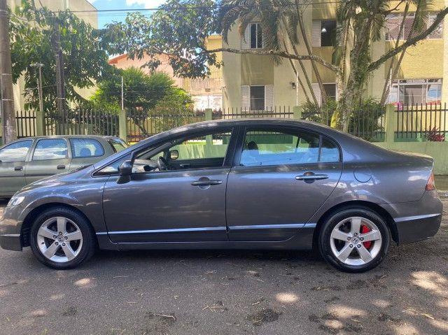Honda Civic Lxs 1.8 mec. pra repasse