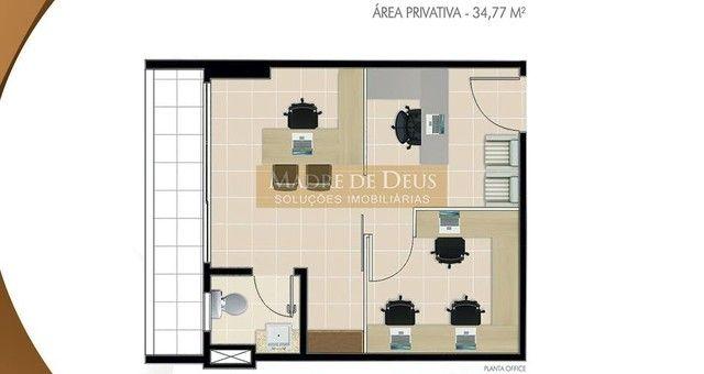 FORTALEZA - Conjunto Comercial/sala - Dionisio Torres - Foto 4