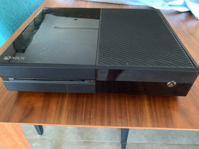 Xbox One Fat + Mortal Kombat X - Foto 4