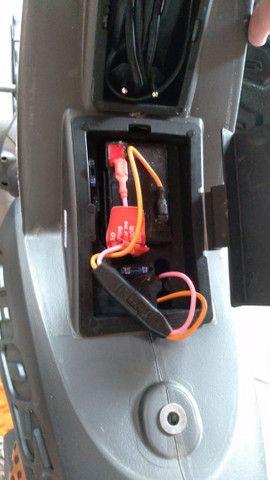 Moto elétrica 3 meses de uso - Foto 4