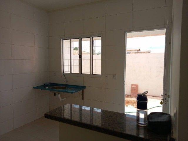 Imperdível! Casas novas em laje e porcelanato  à venda  no Chapéu do Sol - 220 mil reais - Foto 12