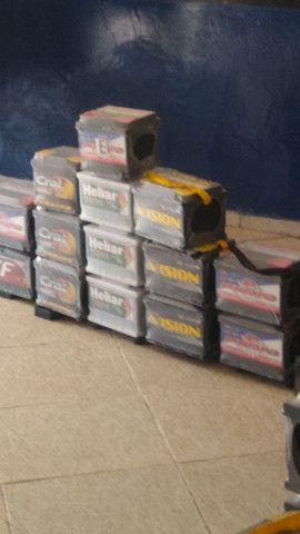 Bateria 60 amperes 199.99 base de troca frete instalação grátis * - Foto 2