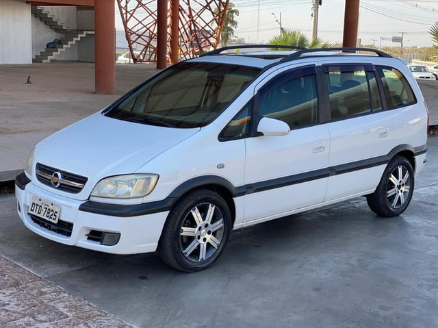 Chevrolet ZAFIRA (Elite) 2.0 16v 4P