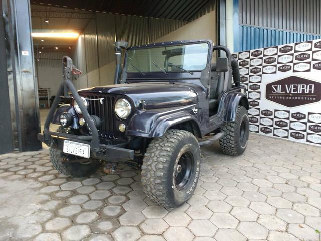 Jeep Willys Top!