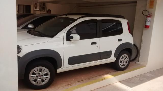 Fiat Uno Way Celebration 1,4 - Ano 2012 - Completo