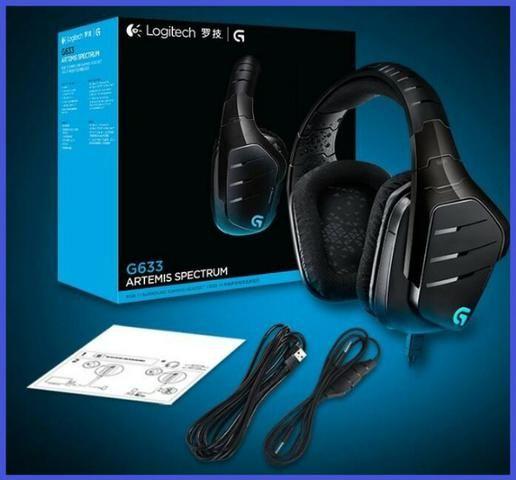 Headset Logitech G633 Artemis - Foto 3