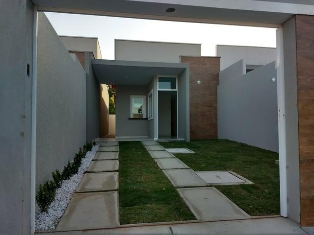 Casas planas 3 quartos, na região de MESSEJANA