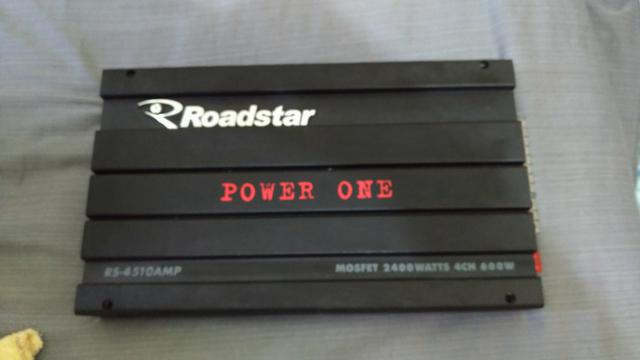 Modulo power one + sub pionner