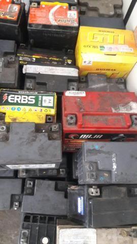 Compro sua sucata de bateria