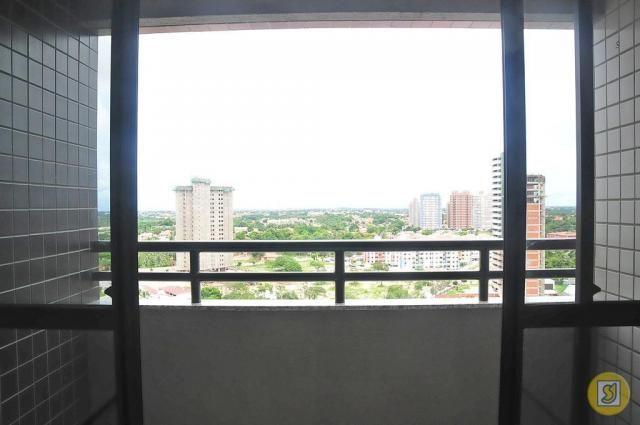 Apartamento para alugar com 3 dormitórios em Parque iracema, Fortaleza cod:27612 - Foto 6