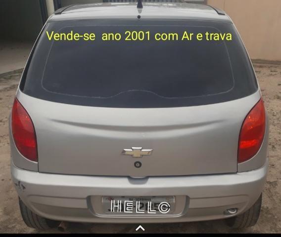 Vende-se Celta 2001 - Foto 2