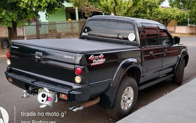 Camionete L200 Diesel Sport Mitsubishi - Foto 3
