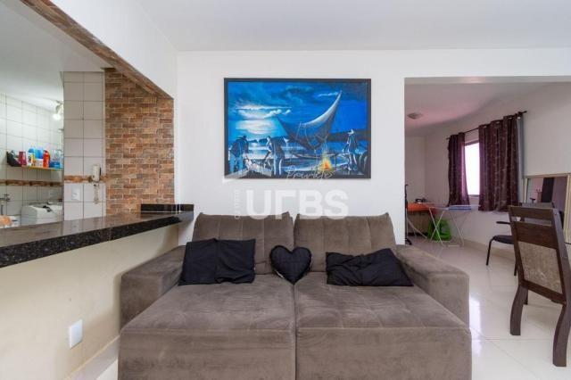 Apartamento com 1 dormitório à venda, 54 m² por r$ 180.000 - setor dos afonsos - aparecida - Foto 3