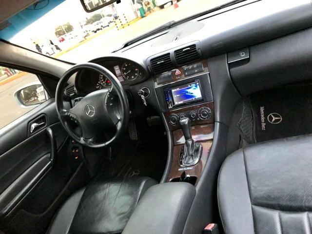 Mercedes c180k kompressor 1.8 - Foto 10