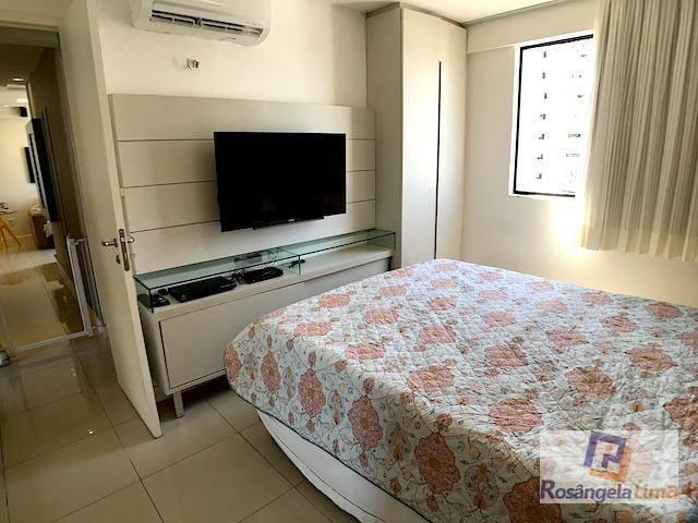 Apartamento com 3 dormitórios à venda, 70 m² por r$ 375.000,00 - engenheiro luciano cavalc - Foto 10