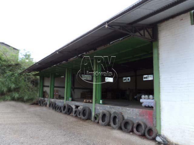 Galpão/depósito/armazém para alugar em Águas mortas, Gravataí cod:1582 - Foto 2