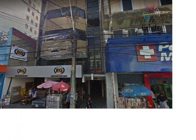 Sala comercial, Centro, Fortaleza-CE