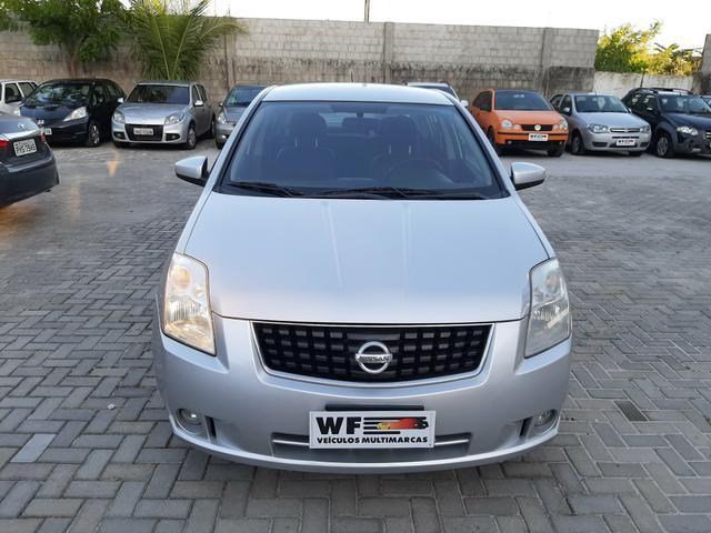 Nissan sentra aut 08 top revisado e com garantia oferta 22.900 impecável - Foto 4
