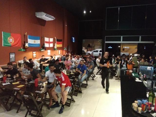Vende-se Bar/Restaurante em Presidente Prudente (apenas mobiliário) - Foto 4