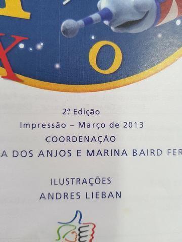 Dicionario Infantil Ilustrado Aurelinho 2ª e 4ª - Foto 4