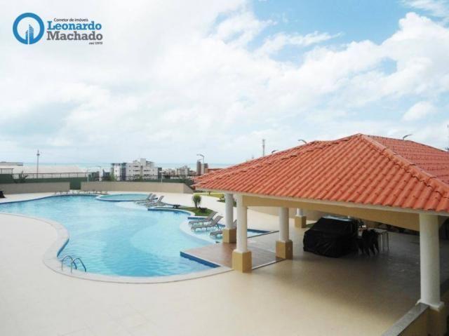 Apartamento com 3 dormitórios à venda, 78 m² por R$ 510.000 - Praia do Futuro - Fortaleza/ - Foto 10