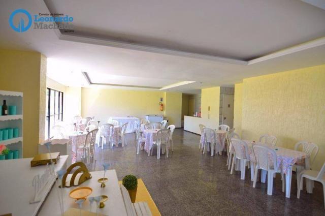 Apartamento residencial à venda, Guararapes, Fortaleza. - Foto 15